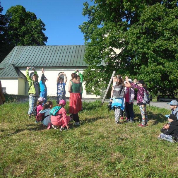 Škola v prírode Krahule 2017